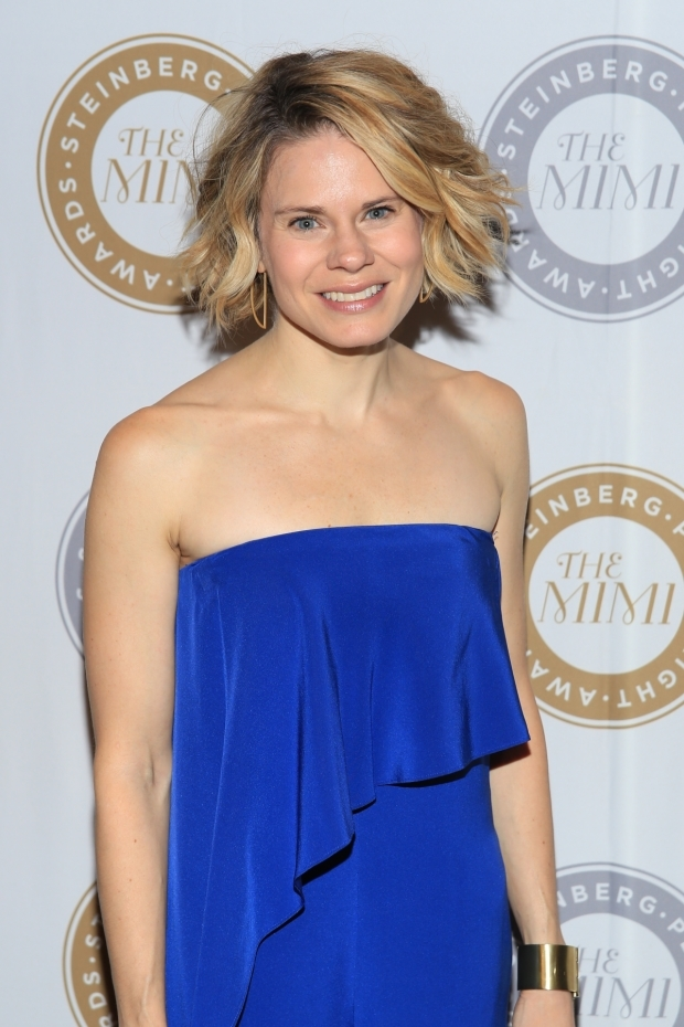 <p>The guest list included Celia Keenan-Bolger, who starred in Ruhl&#39&#x3B;s drama <em>The Oldest Boy</em> at Lincoln Center Theater.</p><br />(© Tricia Baron)