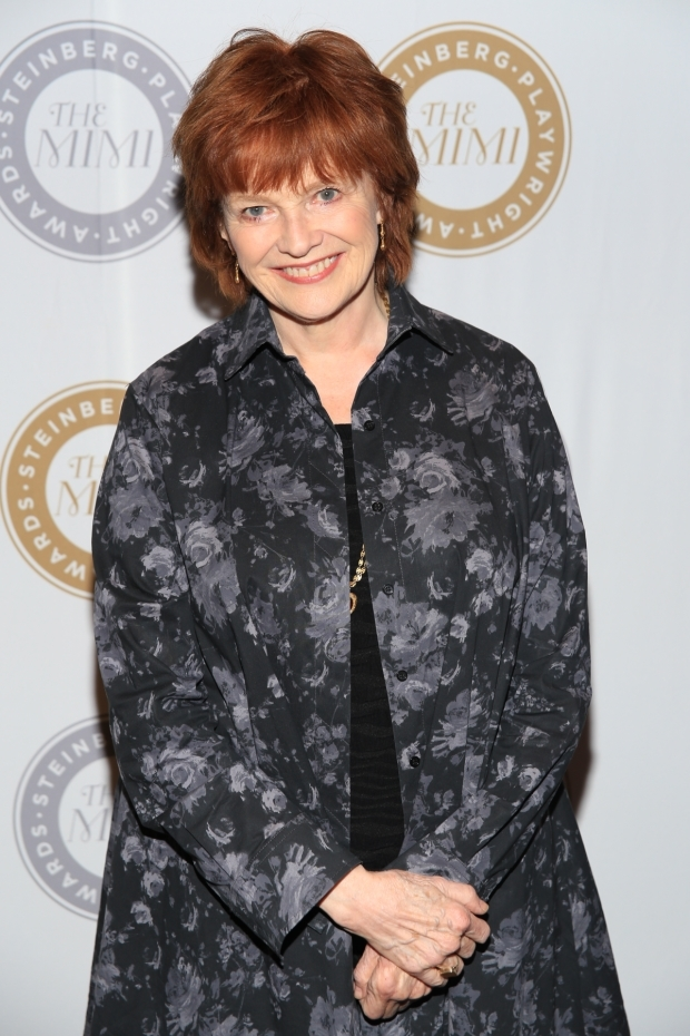 <p>Blair Brown starred in the Lincoln Center Theater production of Ruhl&#39&#x3B;s <em>The Clean House</em>.</p><br />(© Tricia Baron)