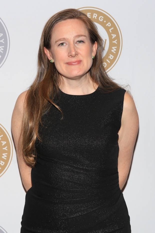 <p>Sarah Ruhl is the recipient of the 2016 Steinberg Distinguished Playwright Award.</p><br />(© Tricia Baron)