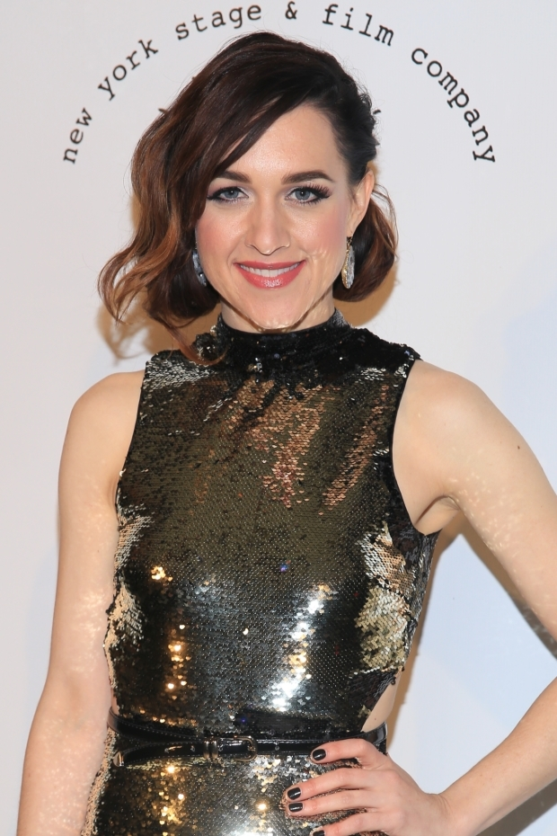 <p>Lena Hall returns to New York after a West Coast stint in the national tour of <em>Hedwig and the Angry Inch</em>.</p><br />(© Tricia Baron)
