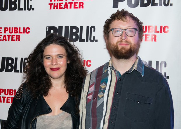 <p>Abigail Bengson and Shaun Bengson bring their show <em>Hundred Days</em> to the Public&#39&#x3B;s Anspacher Theater.</p><br />(© Allison Stock)