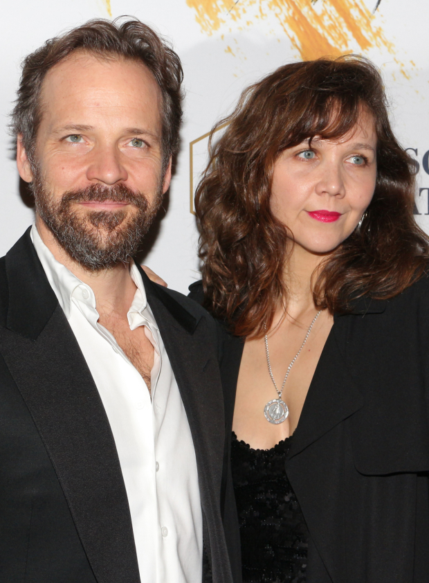 <p>Guests also included Peter Sarsgaard and Maggie Gyllenhaal, cheering on Jake.</p><br />(© David Gordon)