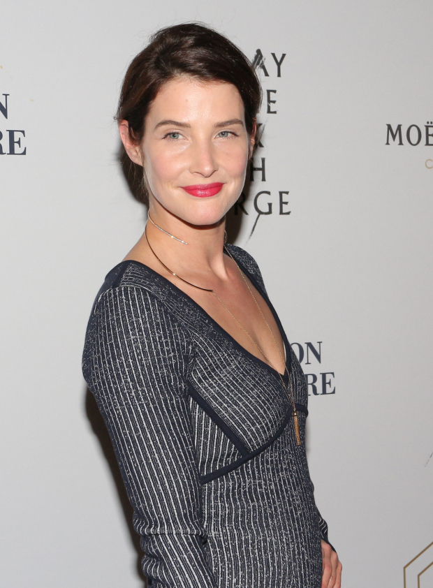 <p>Cobie Smulders makes her Broadway debut in April in <em>Present Laughter</em>.</p><br />(© David Gordon)