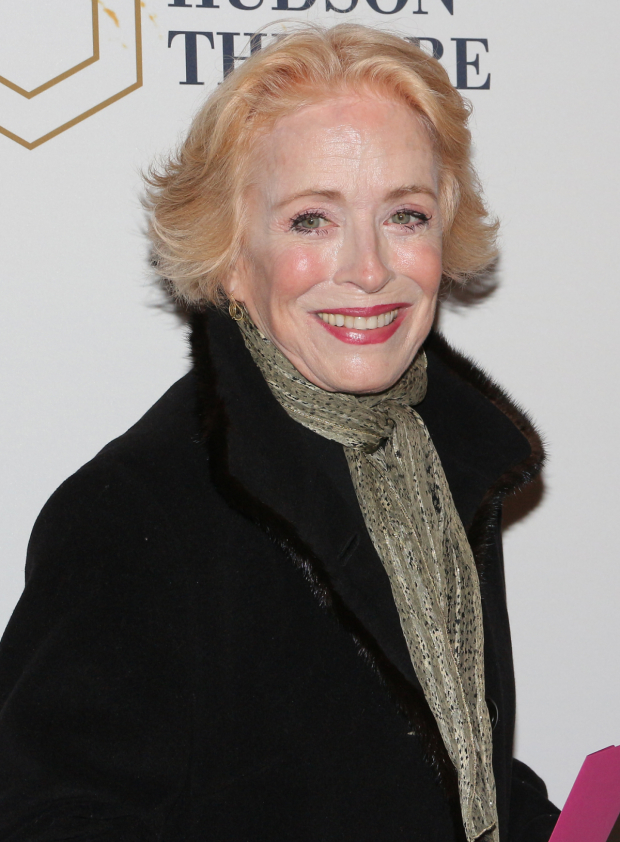 <p>Holland Taylor recently starred on Broadway in <em>The Front Page</em>.</p><br />(© David Gordon)