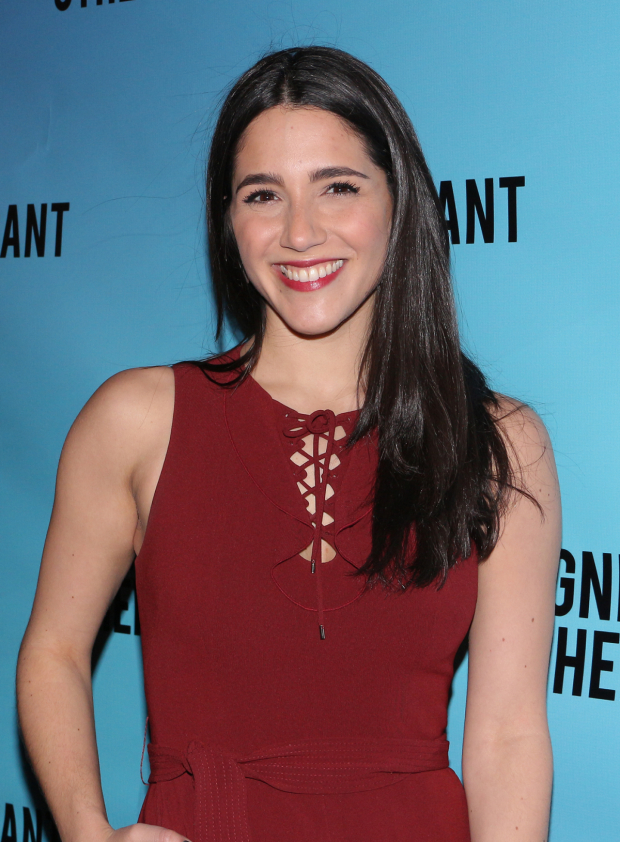 <p>Samantha Massell starred as Hodel in the recent Broadway revival of <em>Fiddler on the Roof</em>.</p><br />(© David Gordon)