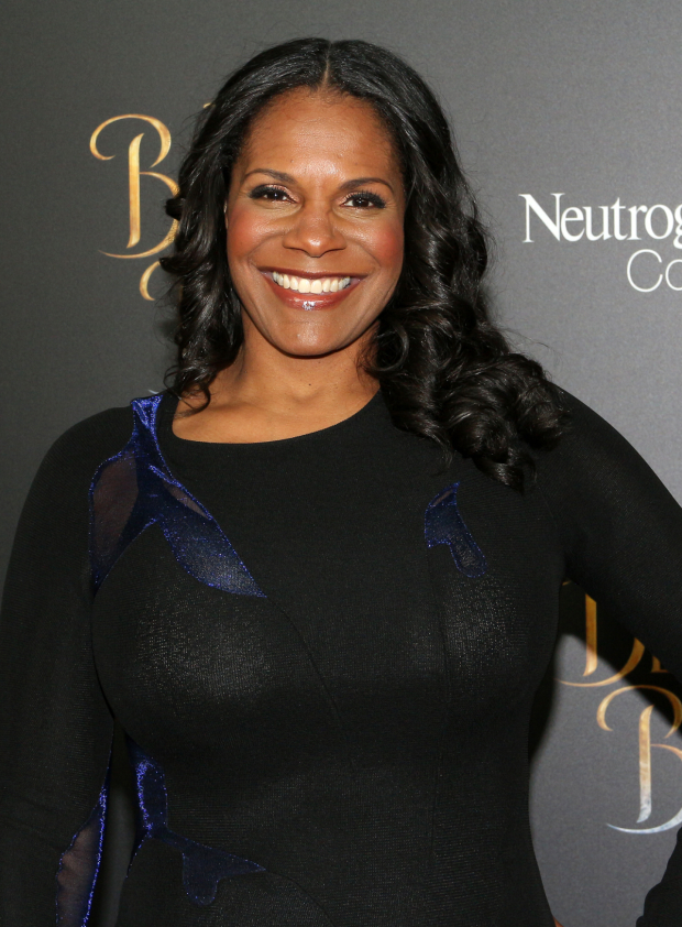 <p>Six-time Tony winner Audra McDonald takes on the role of Madame Garderobe.</p><br />(© David Gordon)