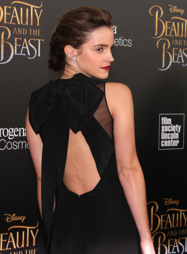 <p>Catch Emma Watson in <em>Beauty and the Beast</em> beginning March 17!</p><br />(© David Gordon)