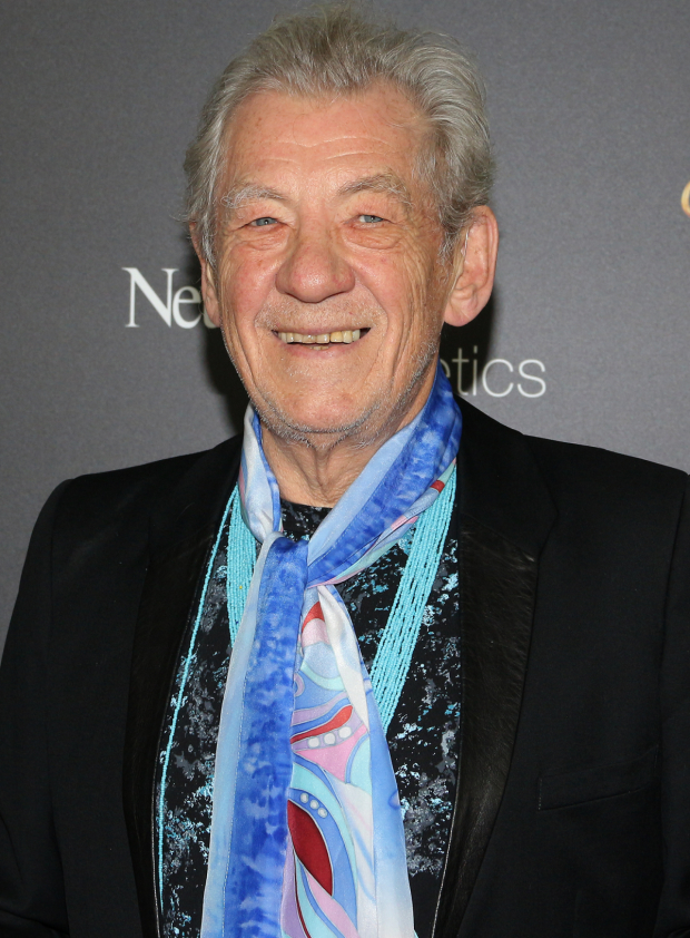 <p>Sir Ian McKellen voices the role of Cogworth.</p><br />(© David Gordon)