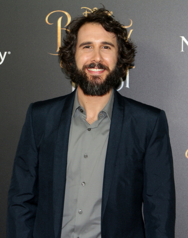 <p>Josh Groban sings the tune &quot&#x3B;Evermore&quot&#x3B; for <em>Beauty and the Beast</em>.</p><br />(© David Gordon)