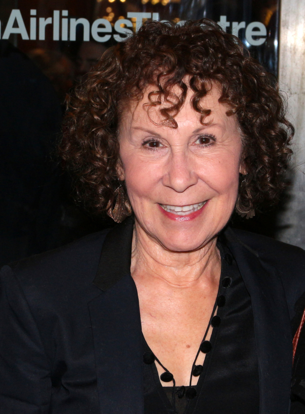 <p>Rhea Perlman is on hand to support her husband, Danny DeVito, as he makes his Broadway debut.</p><br />(© David Gordon)