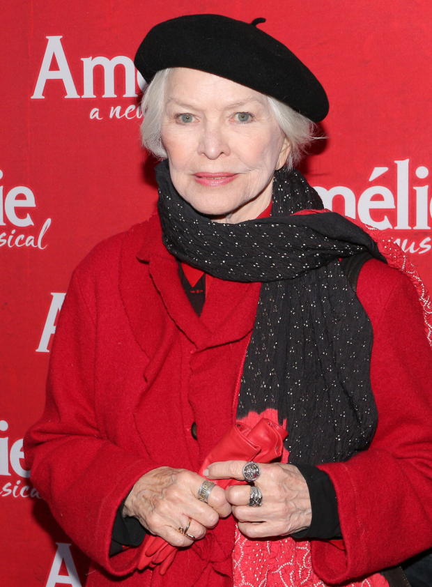 <p>Ellen Burstyn is decked out in her Parisian finest.</p><br />(© David Gordon)