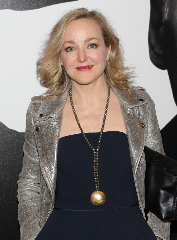 <p><em>Bull</em> star Geneva Carr is thrilled to welcome <em>Present Laughter</em> to Broadway.</p><br />(© David Gordon)