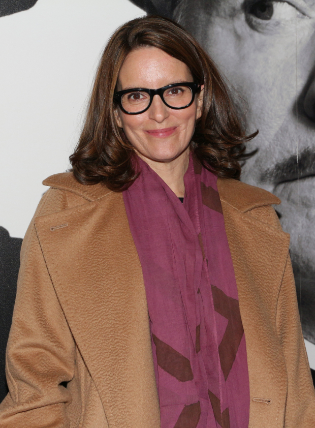 <p>Guests on hand included Tina Fey.</p><br />(© David Gordon)