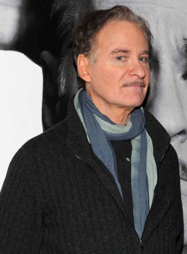 <p>Kevin Kline heads the cast of <em>Present Laughter</em> as Garry Essendine.</p><br />(© David Gordon)