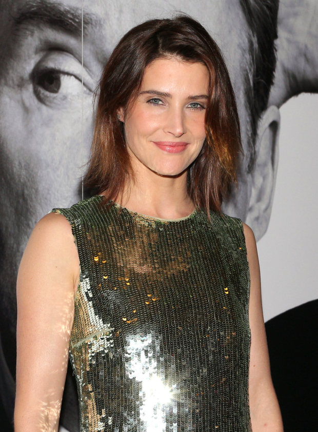 <p>Cobie Smulders, who plays Joanna, marks her Broadway debut with a photo.</p><br />(© David Gordon)