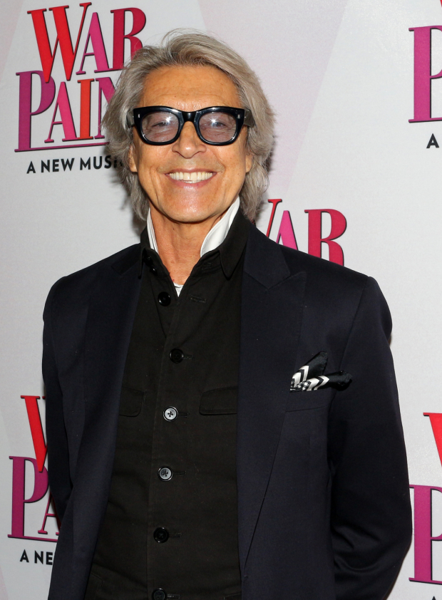 <p>What would a Broadway opening be without the legendary Tommy Tune?</p><br />(© David Gordon)