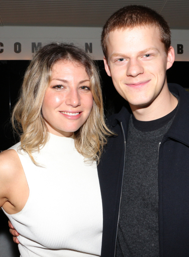 <p>Ari Graynor and Lucas Hedges are nominated for MCC Theater&#39&#x3B;s <em>Yen</em>.</p><br />(© David Gordon)