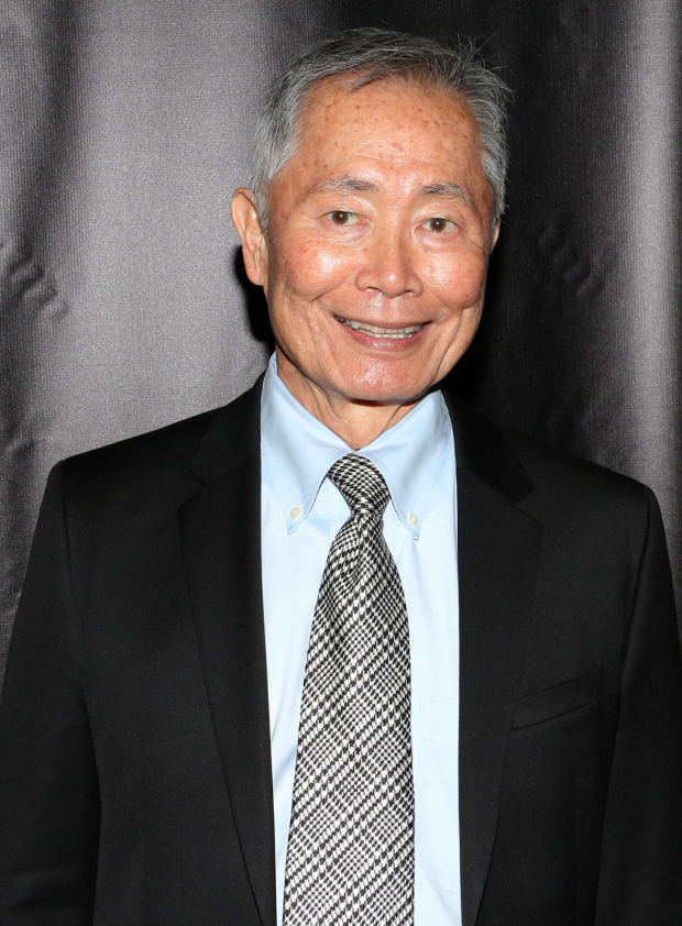 <p>George Takei currently stars in <em>Pacific Overtures</em> at Classic Stage Company.</p><br />(© David Gordon)