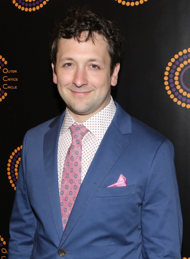 <p>Bradley King, Outstanding Lighting Design recipient for <em>Natasha, Pierre &amp&#x3B; The Great Comet of 1812</em>.</p><br />(© David Gordon)