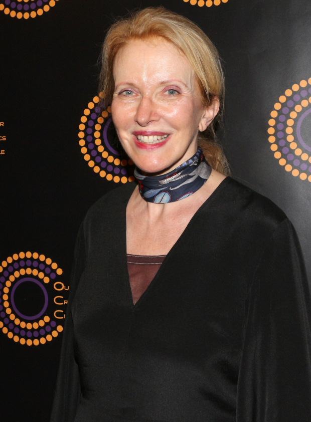 <p>Catherine Zuber, Outstanding Costume Design recipient for <em>War Paint</em>.</p><br />(© David Gordon)