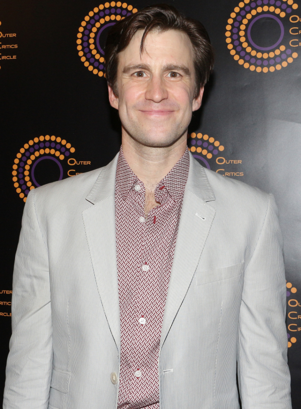 <p>Gavin Creel, Outstanding Featured Actor in a Musical recipient for <em>Hello, Dolly!</em></p><br />(© David Gordon)
