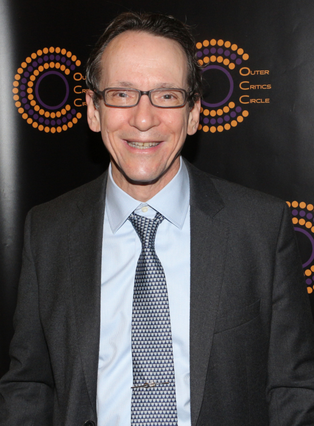 <p>Larry Hochman, Outstanding Orchestrations recipient for <em>Hello, Dolly!</em></p><br />(© David Gordon)