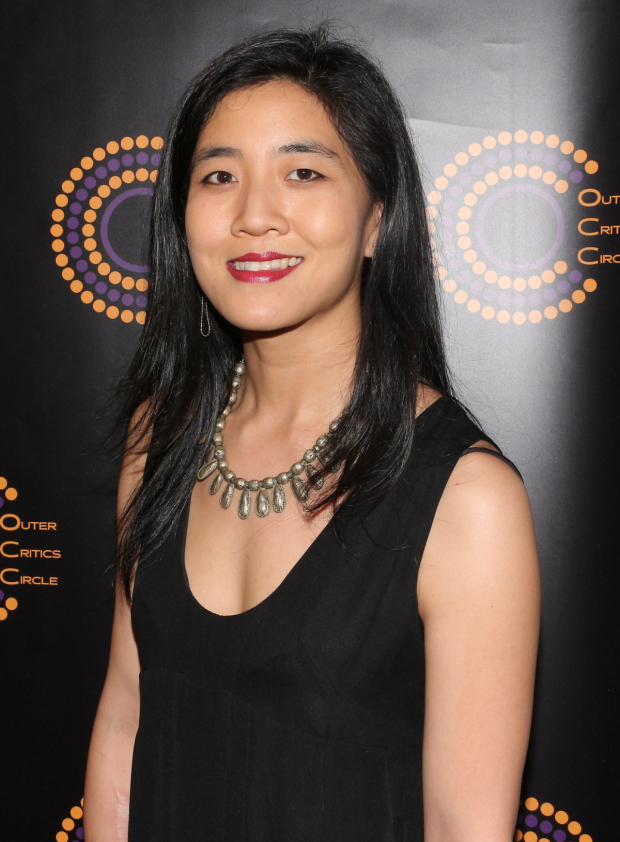 <p>Mimi Lien, Outstanding Set Design recipient for <em>Natasha, Pierre &amp&#x3B; The Great Comet of 1812</em>.</p><br />(© David Gordon)