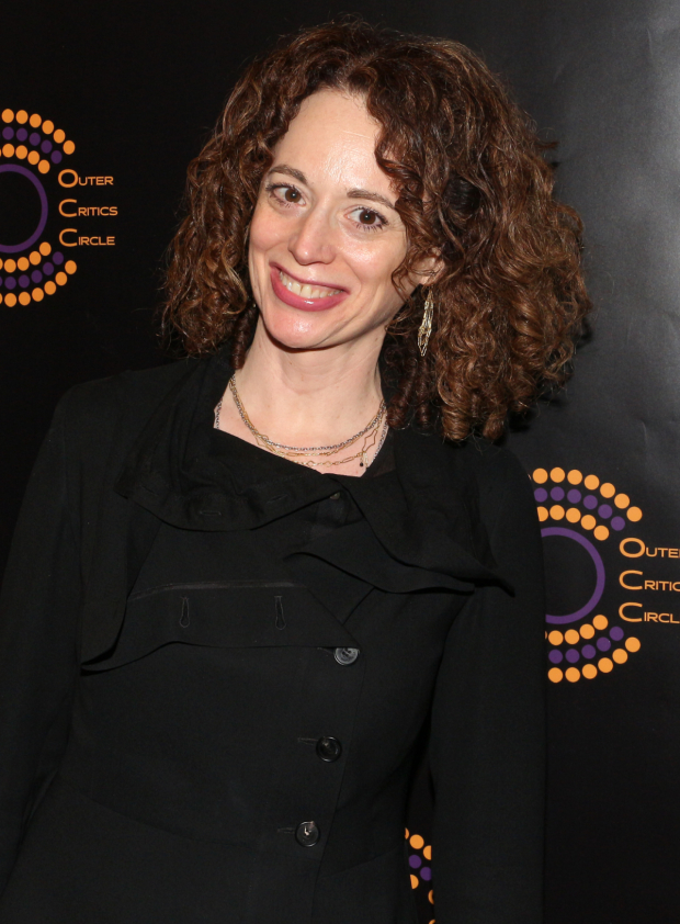 <p>Rebecca Taichman, Outstanding Director of a Play recipient for <em>Indecent</em>.</p><br />(© David Gordon)