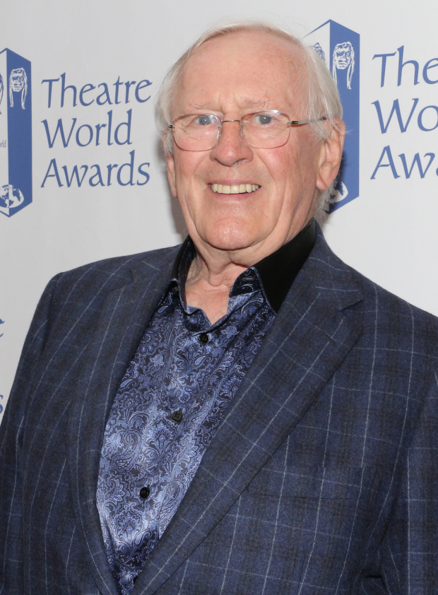 <p>Len Cariou, past recipient for <em>Applause</em>.</p><br />(© David Gordon)