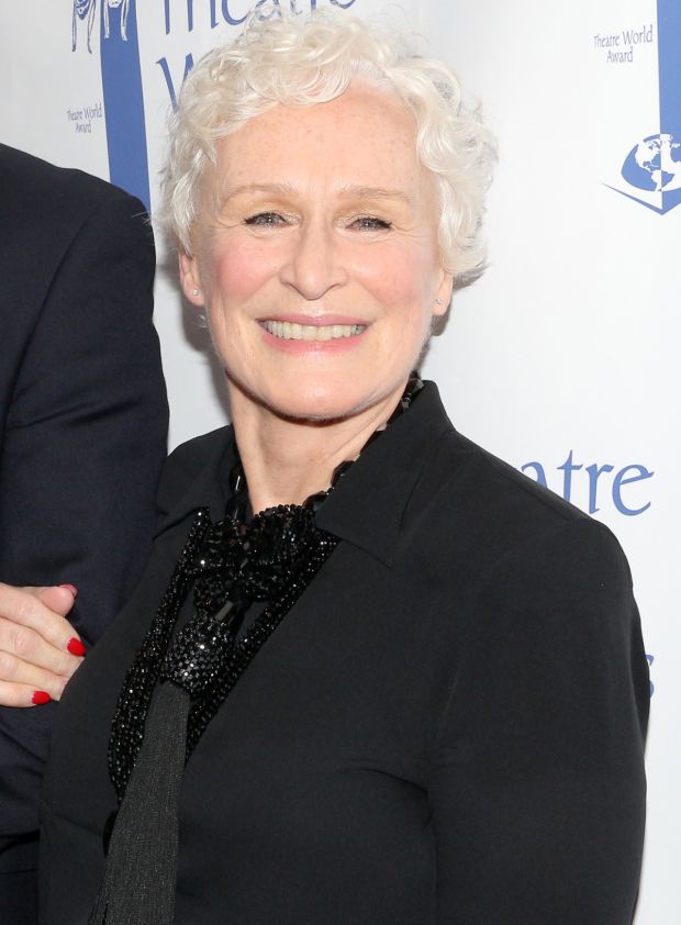 <p>Glenn Close, John Willis Award for Lifetime Achievement in the Theatre recipient.</p><br />(© David Gordon)