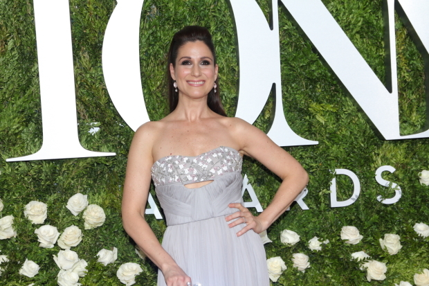 <p>Stephanie J. Block, Best Featured Actress in a Musical nominee for <em>Falsettos</em>.</p><br />(© David Gordon)