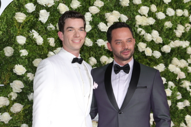 <p>John Mulaney and Nick Kroll appeared on Broadway this year in <em>Oh, Hello</em>.</p><br />(© David Gordon)