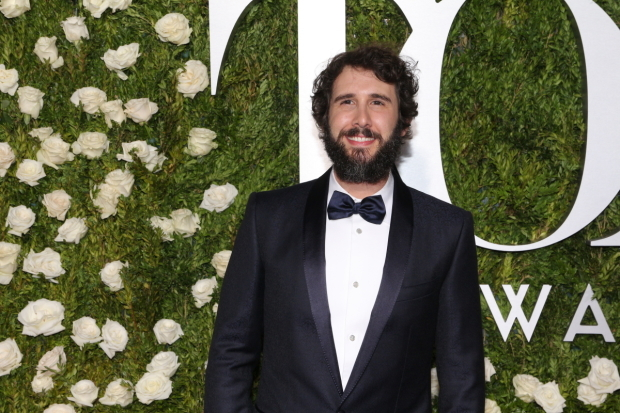 <p>Josh Groban, Best Leading Actor in a Musical nominee for <em>Natasha, Pierre &amp&#x3B; The Great Comet of 1812</em>.</p><br />(© David Gordon)