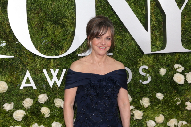 <p>Sally Field, Best Leading Actress in a Play nominee for <em>The Glass Menagerie</em>.</p><br />(© David Gordon)