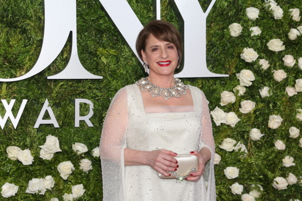 <p>Patti LuPone, Best Leading Actress in a Musical nominee for <em>War Paint</em>.</p><br />(© David Gordon)