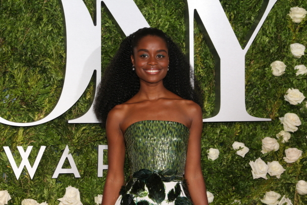 <p>Denée Benton, Best Leading Actress in a Musical nominee for <em>Natasha, Pierre &amp&#x3B; The Great Comet of 1812</em>.</p><br />(© David Gordon)