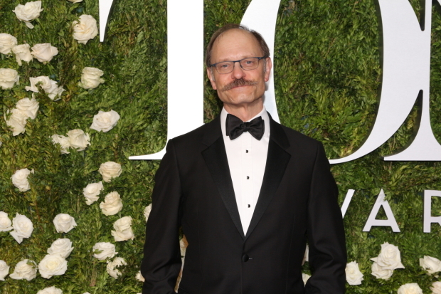 <p>David Hyde Pierce, Best Leading Actor in a Musical nominee for <em>Hello, Dolly!</em></p><br />(© David Gordon)