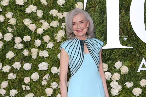<p>Mary Beth Peil, Best Featured Actress in a Musical nominee for <em>Anastasia</em>.</p><br />(© David Gordon)
