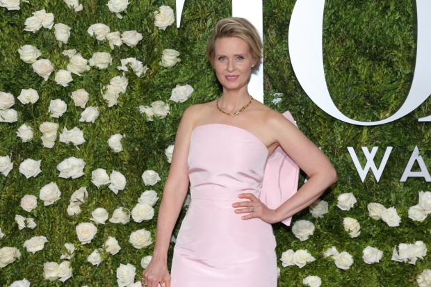 <p>Cynthia Nixon, Best Featured Actress in a Play nominee for <em>The Little Foxes</em>.</p><br />(© David Gordon)
