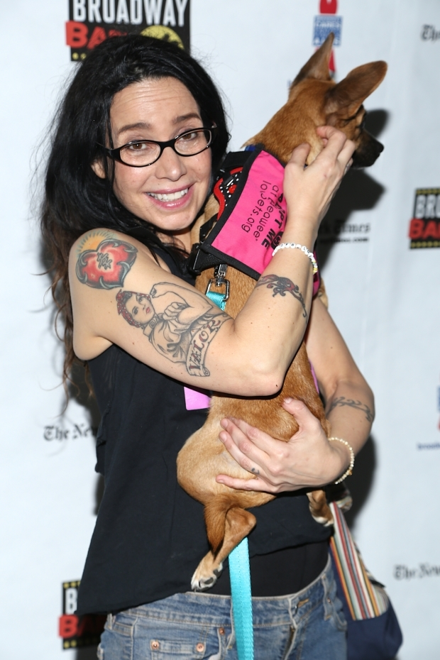 <p>Janeane Garofalo makes her Broadway debut in <em>Marvin&#39&#x3B;s Room</em>.</p><br />(© Tricia Baron)