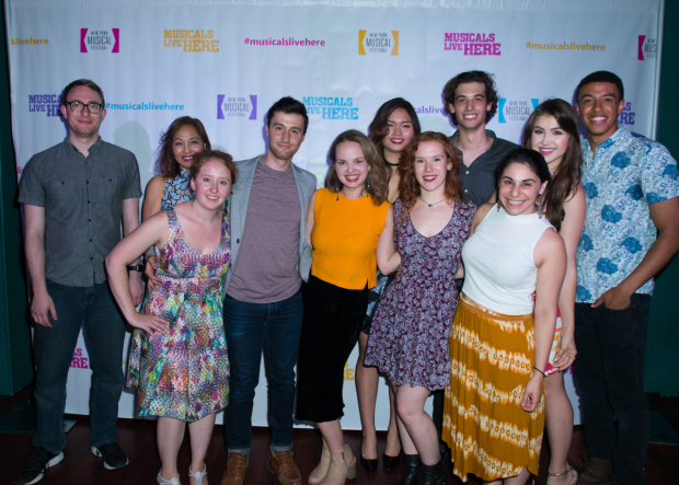 <p><em>Firefly in the Light</em> will have three readings at Playwrights Horizons.</p><br />(© Allison Stock)