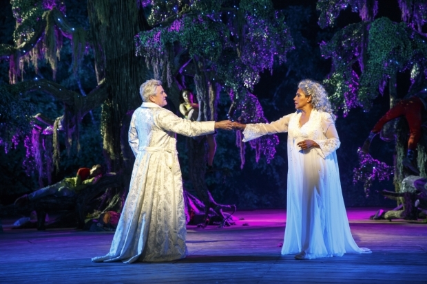 <p><em>A Midsummer Night&#39&#x3B;s Dream</em> is directed by Lear deBessonet.</p><br />(© Joan Marcus)