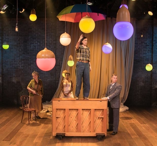 <p><em>As You Like It</em> runs through September 3.</p><br />(© Lenny Stucker)