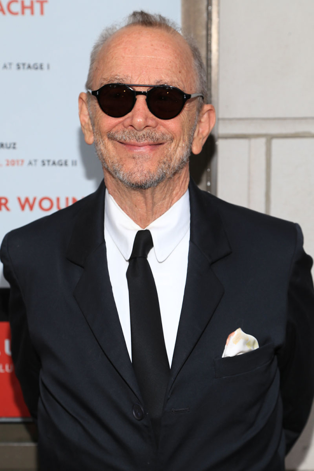 <p>Joel Grey won a Tony for Harold Prince&#39&#x3B;s original production of <em>Cabaret</em>.</p><br />(© Tricia Baron)