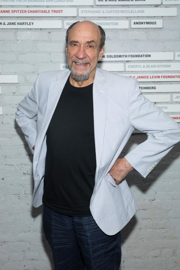 <p>Academy Award winner F. Murray Abraham was in attendance.</p><br />(© Simon Luethi)