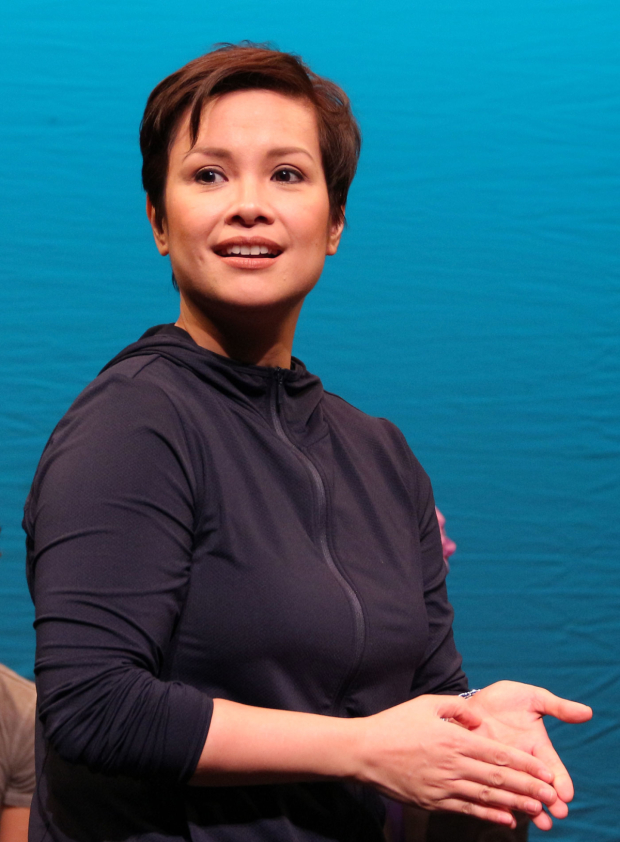 <p>Lea Salonga plays Erzulie in <em>Once on This Island</em>.</p><br />(© David Gordon)