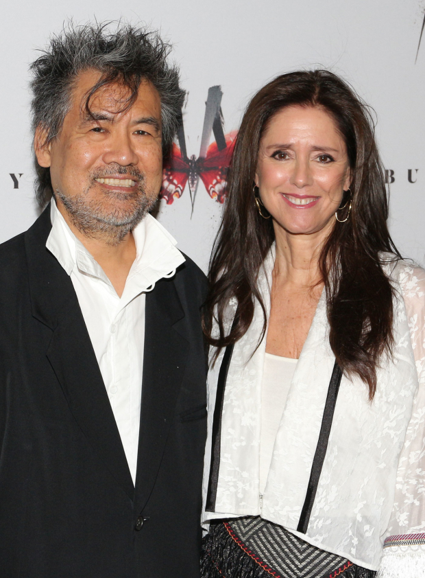 <p><em>M. Butterfly</em> is written by David Henry Hwang and directed by Julie Taymor.</p><br />(© David Gordon)