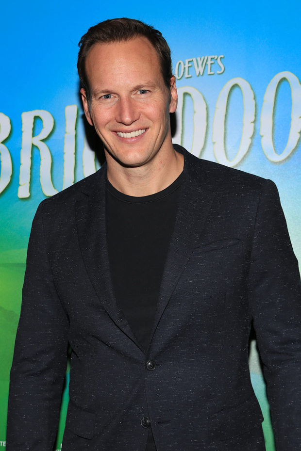 <p>Two-time Tony nominee Patrick Wilson stars as Tommy Albright.</p><br />(© Tricia Baron)