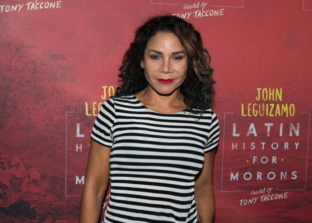 <p>Broadway&#39&#x3B;s Daphne Rubin-Vega was on hand to celebrate opening night.</p><br />(© Allison Stock)