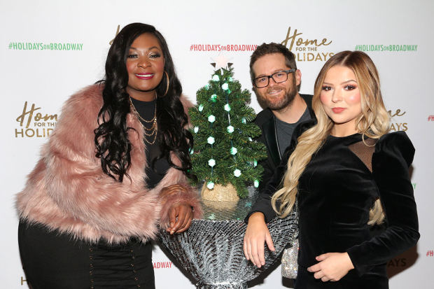 <p>Candice Glover, Josh Kaufman, and Bianca Ryan headline the show.</p><br />(© David Gordon)